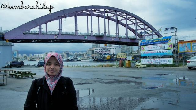 Seorak-daegyo Bridge.